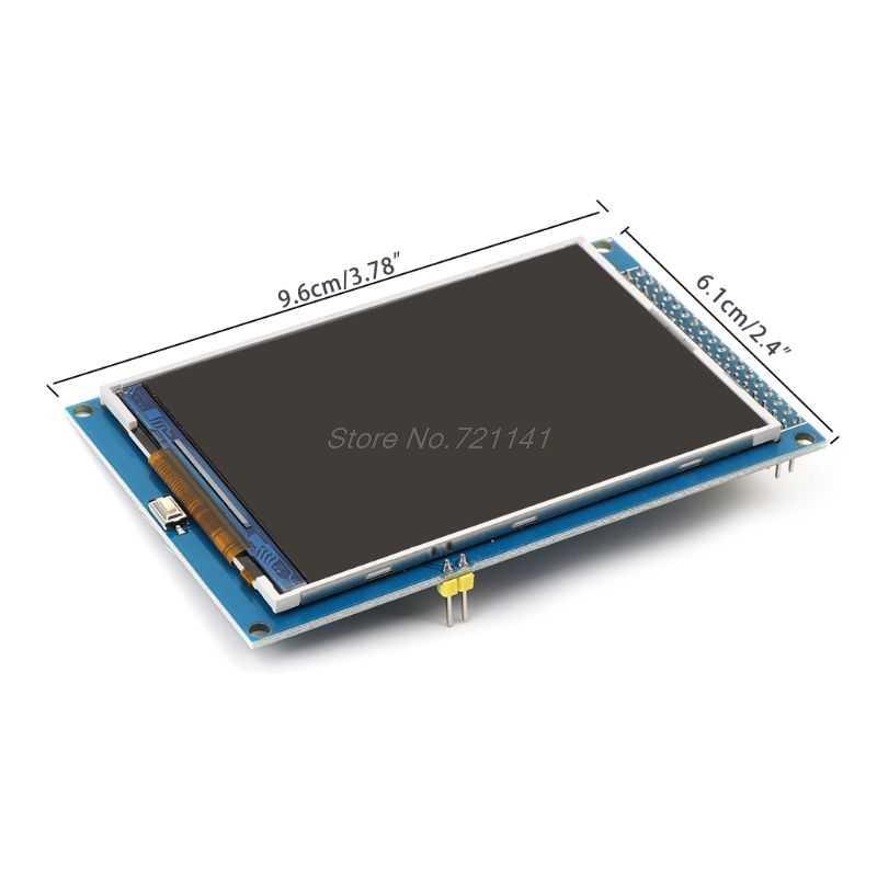 3.5 inch TFT LCD screen module Ultra HD 320X480 for MEGA 2560 R3 Board For Driver IC: ILI9486