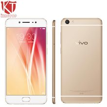 KT Original vivo X7 Mobile Phone 5.2 inch 4GB RAM 64GB ROM Snapdragon 652 Octa Core Rear 13MP Front 16MP Android 5.1 SmartPhone