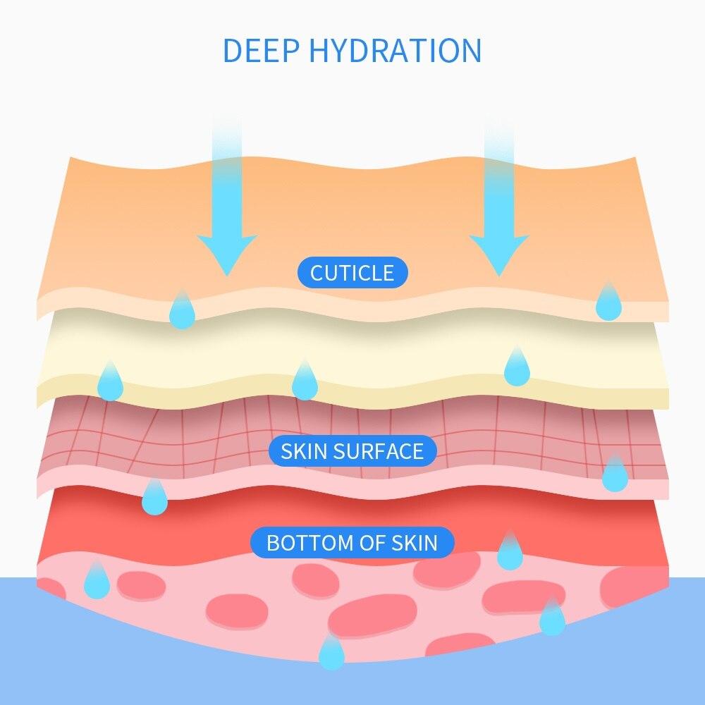 6 в 1 портативный гидро дермабразия уход за кожей красота машина вода кислородная струя гидро Алмазная пилинг микродермабразия
