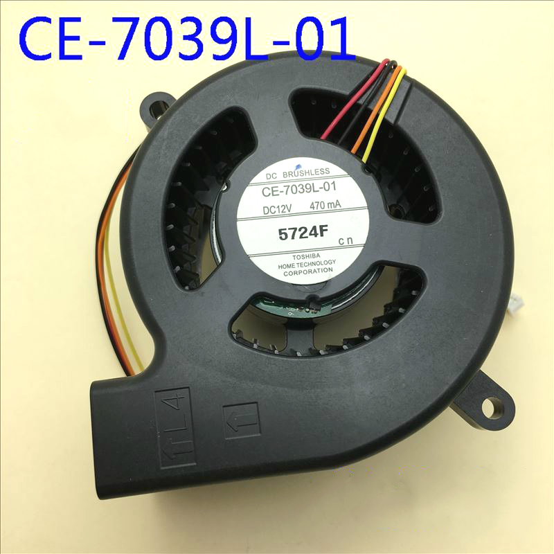 Projector Blower Cooling Fan CE-7039L-01 Fit For EPSON CB-955WH/965/TW495/TW570/TW5200/S18+/W18/X18/X20/X24