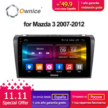 Ownice C500 G10 Android 8 1 font b Car b font DVD Player for Mazda 3