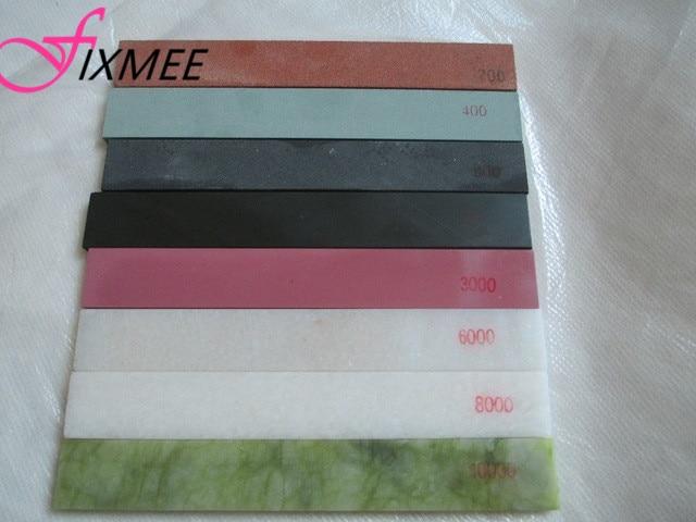 Fixmee Super Grit Knife Sharpener Fine Stone Polishing Whetstone Oilstone 200#-10000#