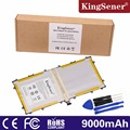 KingSener 3.75V 9000mAh Tablet Battery SP3496A8H For Samsung Google Nexus 10 N10 Table PC P8110 HA32ARB
