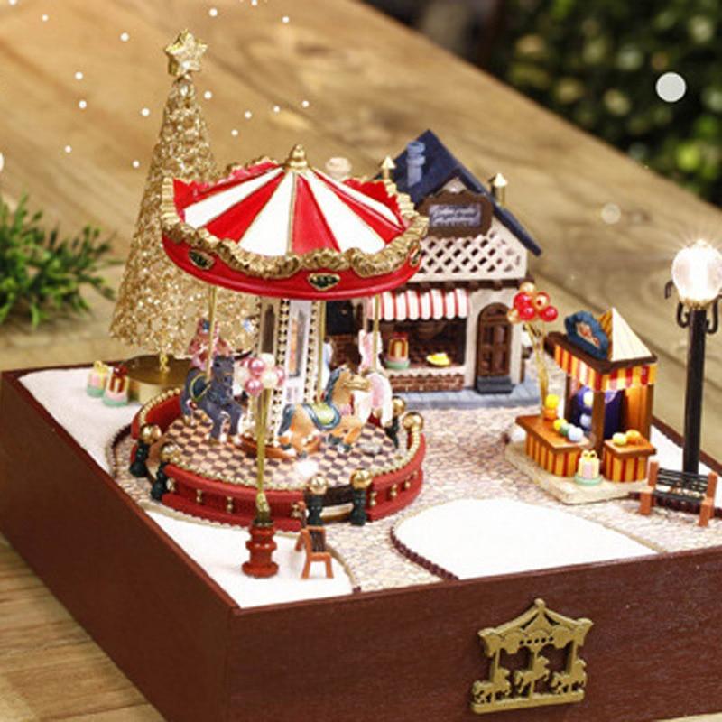 Carousel decoration 100 images carousel decoration for Amusement park decoration ideas