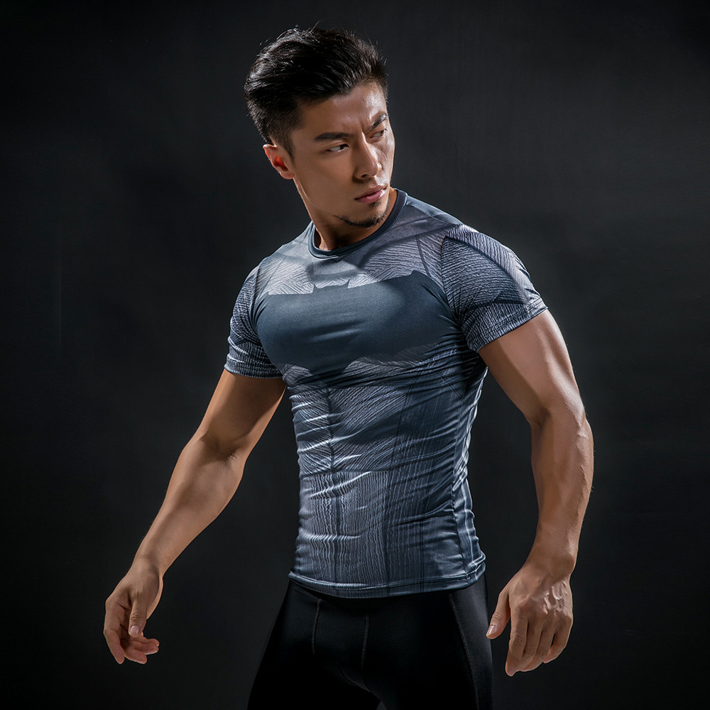 Punisher 3D Printed T-shirts Men Compression Shirts Long Sleeve Cosplay Costume crossfit fitness Clothing Tops Male Black Friday 111