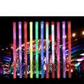 20pcs/lot 48cm legth Led Glow Stick Party Festival Decoration Best Gift Luminous fluorescent sticks colorful Flashing toys