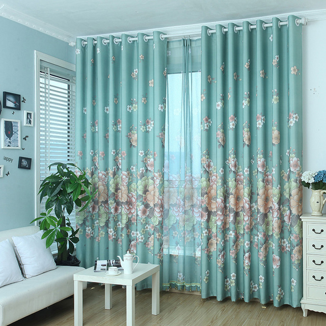 New Arrival Tailor Made Blinds Modern Window Blackout Curtains For