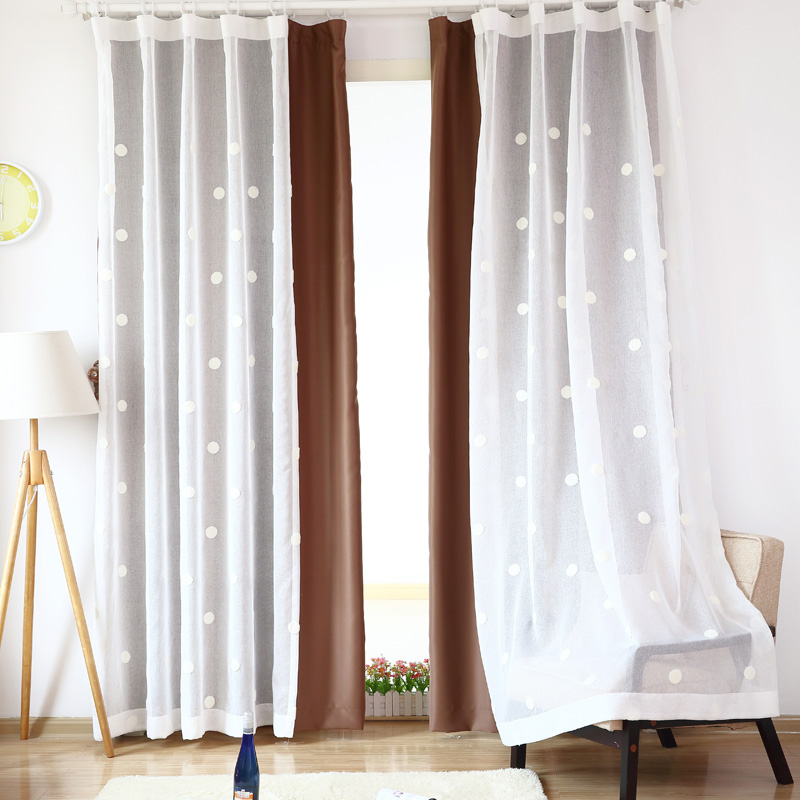 Buy blackout bedroom window blackout - Beige and white bedroom curtains ...