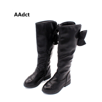 2016 Winter Children S Shoes Princess Martin Boots Girls Plush Over The Knee Boots Kids Warm