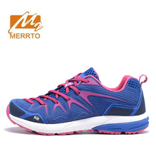 MERRTO Womens Spring And Summer Outdoor Hiking Trekking Shoes Sneakers For Women Sports Climbing Mountain Shoes Woman Outventure