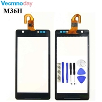 High Quality 4 6 For Sony Xperia ZR M36H C5503 C5502 Touch Screen Digitizer Sensor Panel