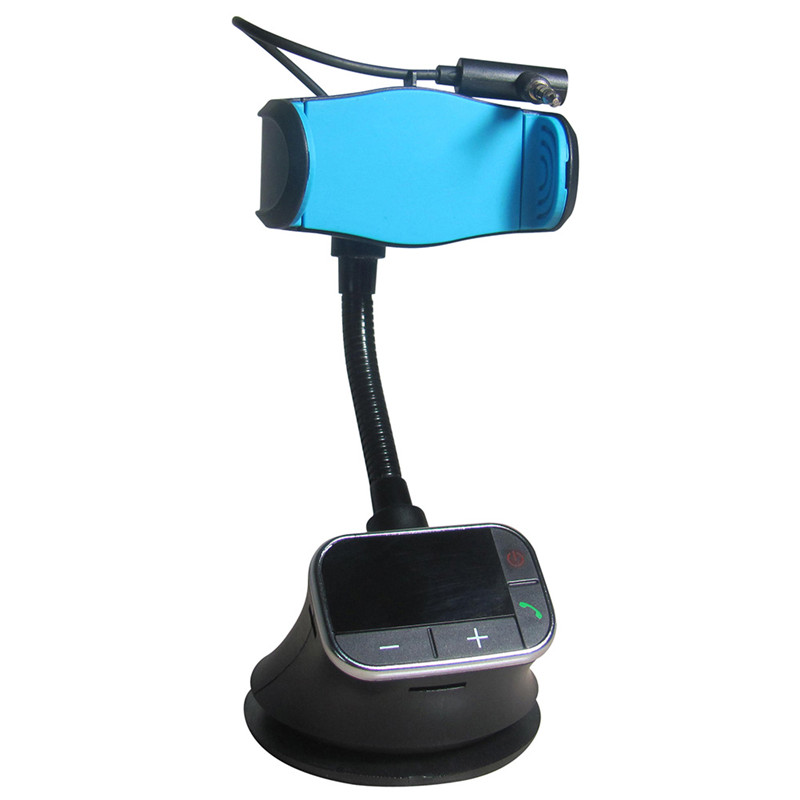 The New Multi-Function Mobile Phone Holder Support With MP3 Function Smart Phone Stand 360 Degree Rotation Bicycle Mount Holder