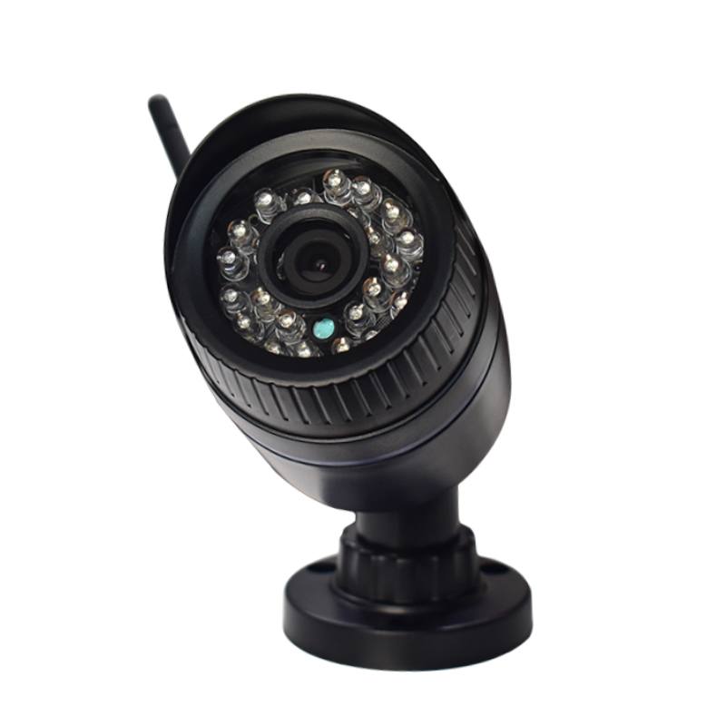 Seven Promise 2.0mp 1080p Ip Camera Wifi Wireless Surveillance CCTV Motion Detect Outdoor Waterproof Black Plastic Webcam promise 20g