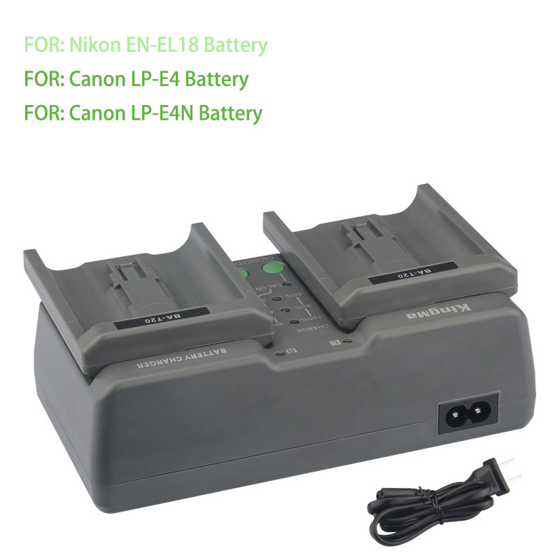 Brand new original Charger 1DS 1D3 1D4 1DX LP E4 LP E4N for Canon battery charger