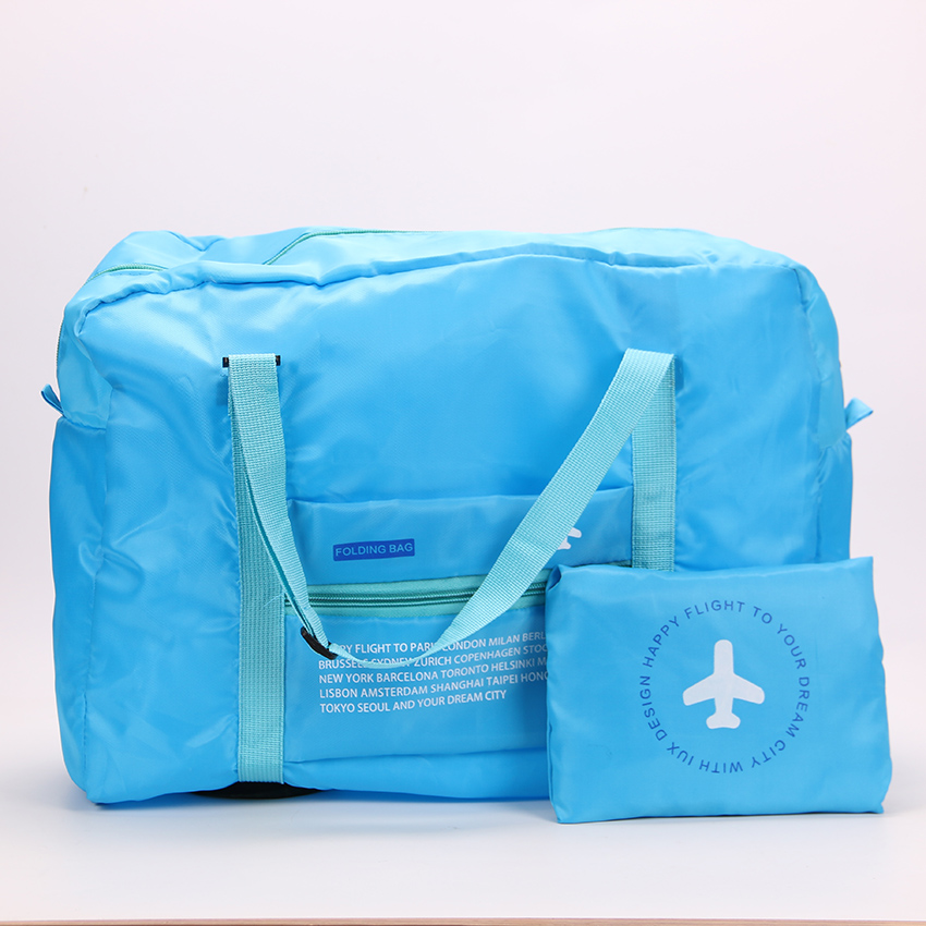 Travel Bags WaterProof Travel Folding Bag Large Capacity Bag Luggage Women Nylon Folding Bag Travel Handbags
