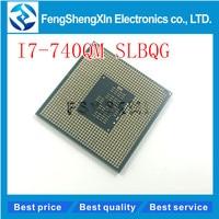 I7 740QM CPU SLBQG 6 Mt Cache 1 73 GHz I7 740QM PGA988 45 Watt Laptop