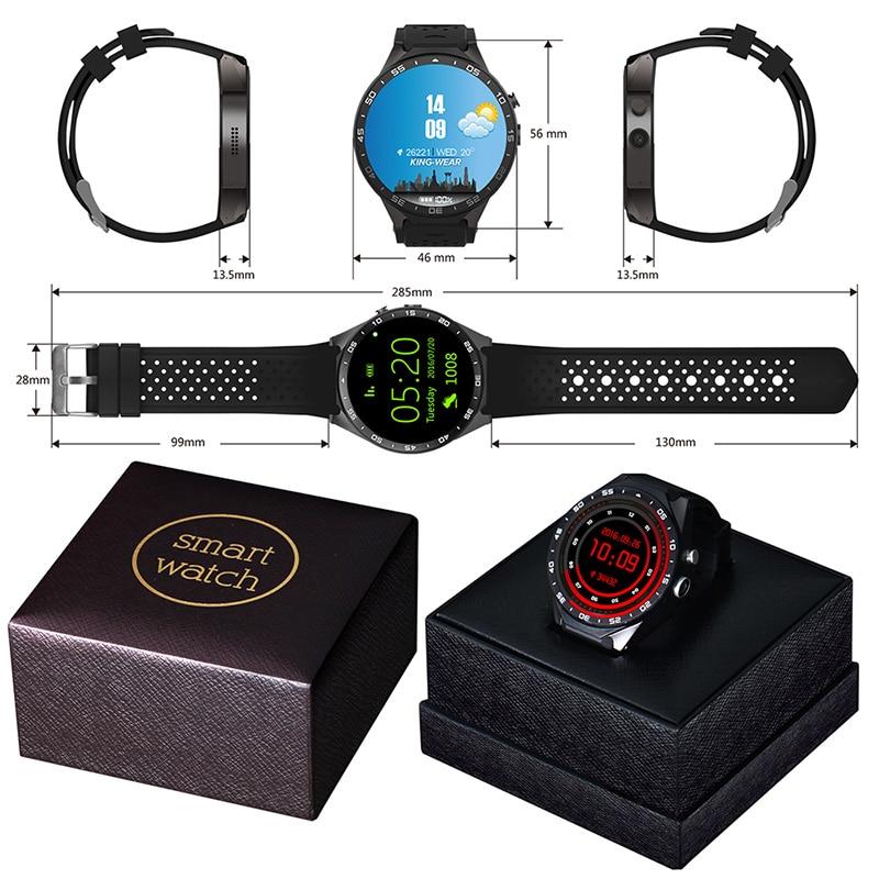 Kaimorui Smart Watch Podómetro Sleep Monitor de asistencia - Electrónica inteligente - foto 4