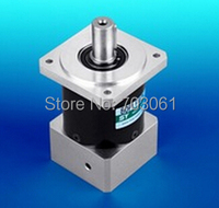 60mm small engine gearbox gear ratio 40:1 planetary gearbox square flange output matched 60mm step motor planetary gearboxes