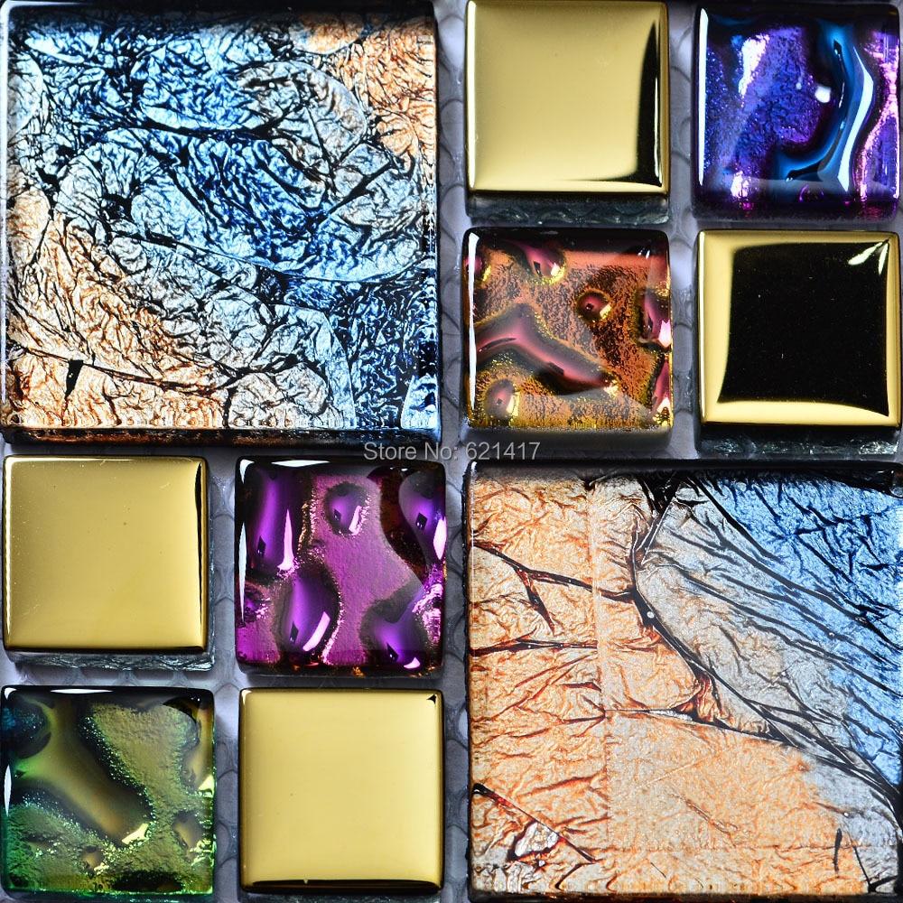 Ιριδίζουσα επτά χρώμα συμφωνιών - Διακόσμηση σπιτιού - Φωτογραφία 3