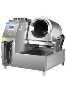 Cooking-Machine Commercial Automatic Roller Stainless-Steel Robot 380V Intelligent 20kw