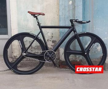Fixie Fahrradrahmen | Fixed Gear Bike Fixie Rahmen 53 Cm 55 Cm 58 Cm DIY 700C Muskel Aluminium Legierung Bike Track Bike Fahrrad Am Schnellsten 3 Speichen Felge