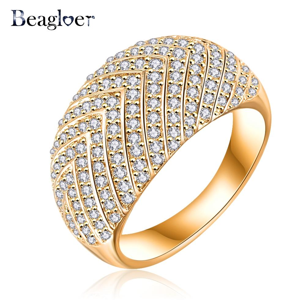 Beagloer 2016 Big Sale Ring New Style Arrow Pattern Ring Silver ...