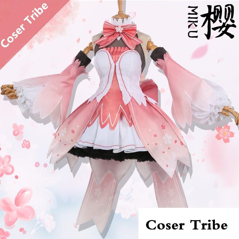 [nov-stock]-2018-anime-font-b-vocaloid-b-font-miku-sakura-pink-lolita-dress-cosplay-costume-full-set-for-women-halloween-free-shipping-new