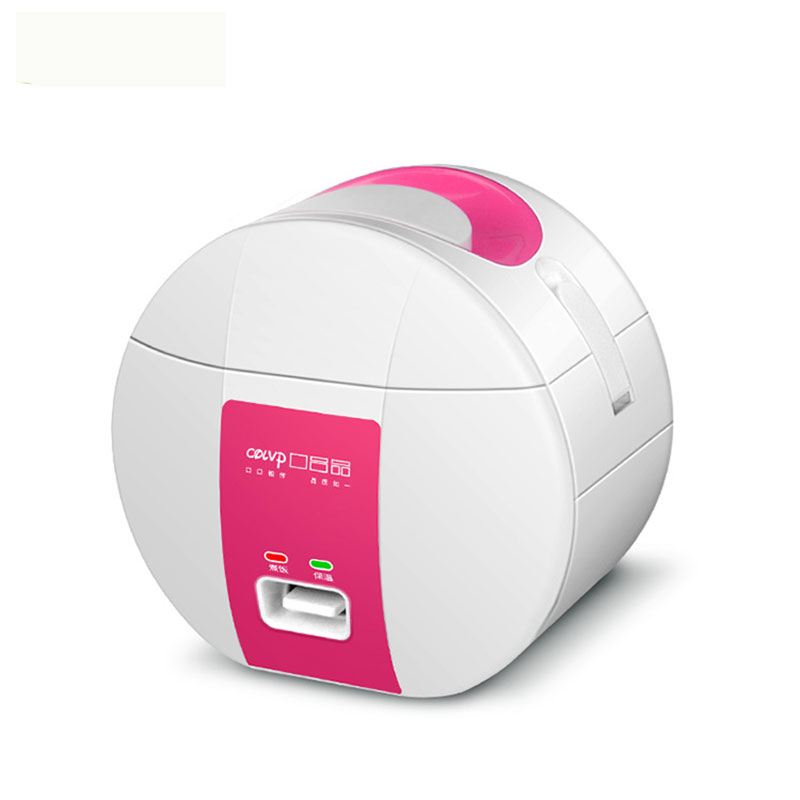 AS-166 Rice Cooker Mini Multifunctional 1.8L Electric Cooker Fashion electric digital multicooker cute rice cooker multicookings traveler lovely cooking tools steam mini rice cooker