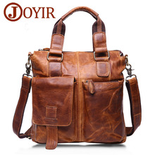 Luxury 100% Genuine Leather Men Briefcase Shoulder Bag Tote Messenger Bags Men Business Laptop Handbags Crossbody Bags For Men new genuine leather men s handbags retro crazy horse leather men tote bag shoulder messenger business men briefcase laptop bags