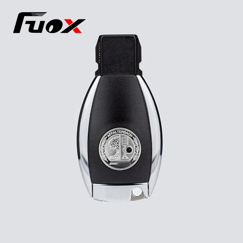 3D alloy amg logo car key cover Badge car key ring carstyling For Mercedes Benz C E CLA/GLA/GLC/GLE/GLK W204 W212 W218 W221 W166