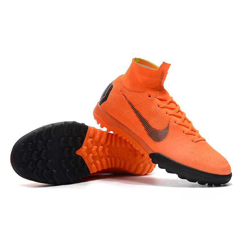 timeless design 0758f 31516 ... NIKE SUPERFLYX6 ELITE TF Men Outdoor Firm Ground Football Boots Durable  Ankle Top Soccer Cleats AH7374 ...