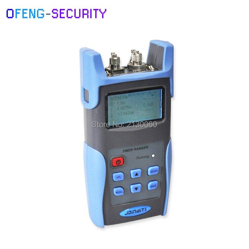 JW3304N Fiber Optique Ranger Mini OTDR Principe Testeur Compteur avec le FC/SC/ST Connecteur