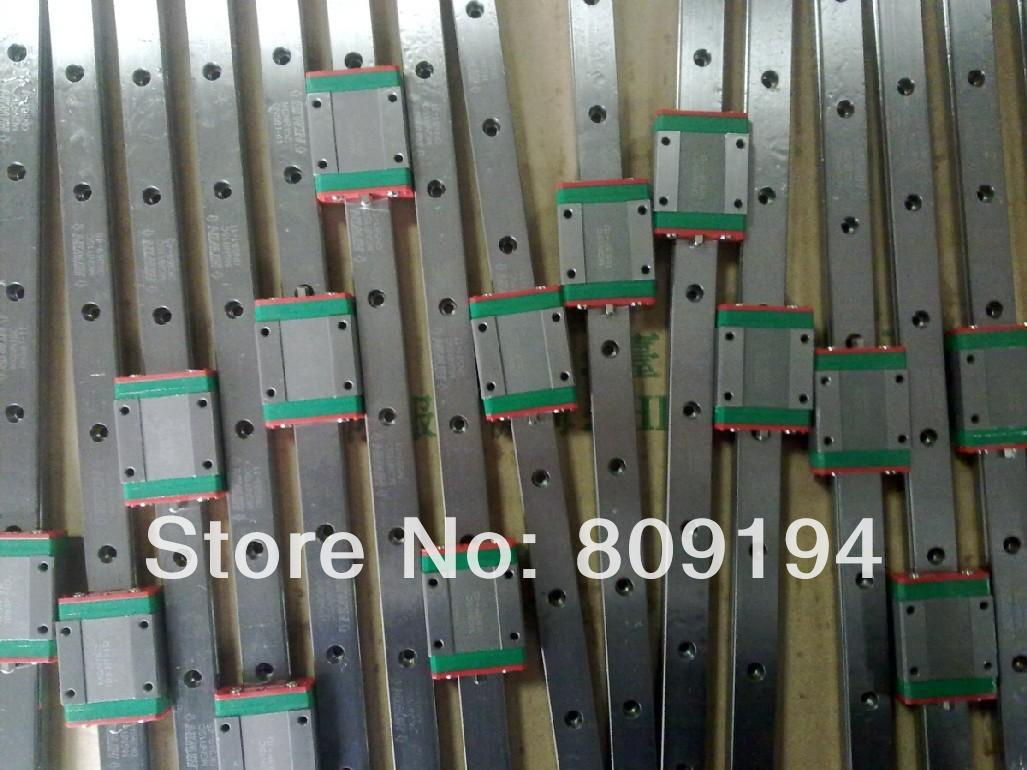 HIWIN MGNR 3500mm HIWIN MGR7 linear guide rail from taiwan cnc hiwin egr15 1000mm rail linear guide from taiwan