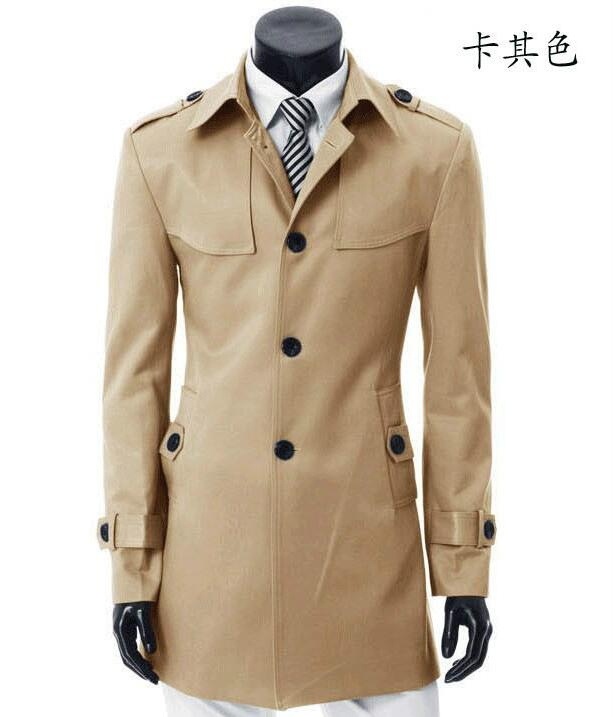 Online Get Cheap Short Trench Coats Men -Aliexpress.com | Alibaba ...