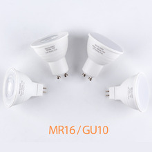 Led Lamp gu10 220V Spot Light lampadina led GU5.3 Corn Bulb 5W 7W Spotlight Bulbs LED MR16 Indoor Lighting Living Room SMD 2835