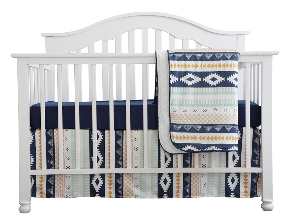Baby Boy Crib Bedding Arizona Woodland