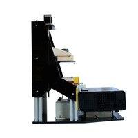 DIY DLP 3D принтеры экономически эффективным Digital Light процессии принтер 3d быстрого формирования Скорость чем FDM SLA 3DPCR6