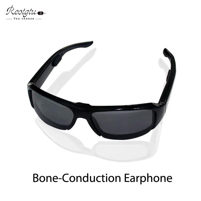 A világ első csontvezetésű Bluetooth intelligens napszemüvege a - Hordozható audió és videó