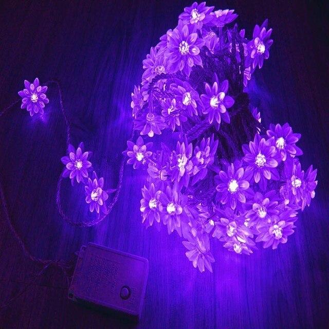 10 m Led verlichting Strings Supernova Verkoop Kerst Guirlande ...