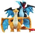 "9""-10"" Pikachu Go Plush Doll Stuffed Toy Mega Evolution X&Y Charizard Soft Stuffed Plush Doll Cartoon Firedragon Gift for Kid"