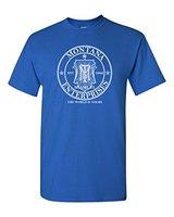 Ngắn Tay Vòng cổ Top Tee Tony Montana Các Doanh Nghiệp Scarface Nam T-Shirt TÀU TỪ OHIO MỸ T áo sơ mi