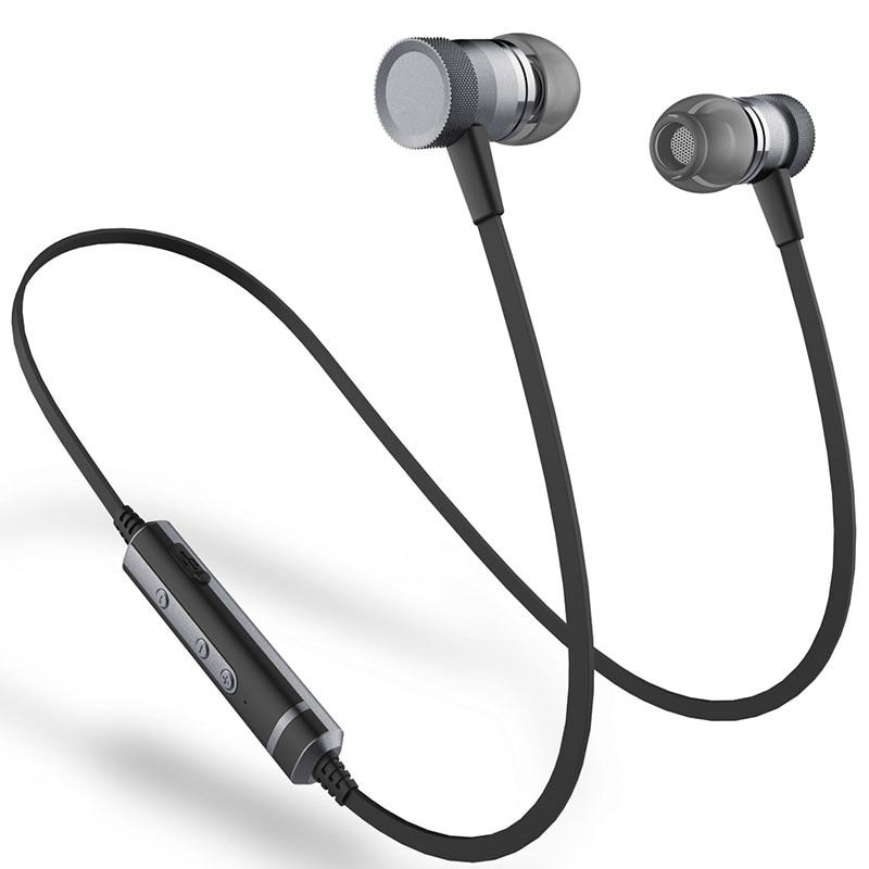 Sound Intone H6s Bluetooth Earphone With MIC Wireless Earphones Sweatproof Sport Earbuds Strong Bass Earpiece for Xiomi MP3 iOS
