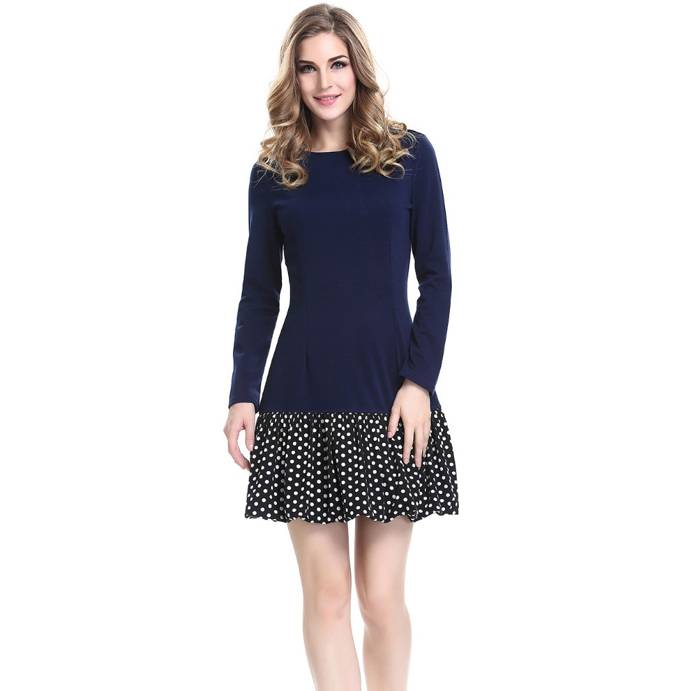 online get cheap long sleeve winter dresses aliexpress