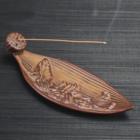Kiln Change Rhyme Line Incense Holder Incense Tray Household Supplies Creative Office Decoration