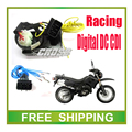 High performance racing DC cdi unit 8pins Fit zongshen  ZS200GY LZX200GY-2 motorcycle accessories free shipping