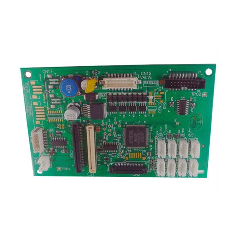 X-Axis Motor Relay Board for Sky-Color SC-2160 Printer motor belt for infiniti x&y axis 322 s2m printer part belts