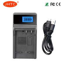 JHTC NP-BN1 NP BN1 LCD USB Battery Charger for Sony Cyber-shot DSC-W510 W520 W530 W550 W560 W570 W580 W610 WX5 WX7