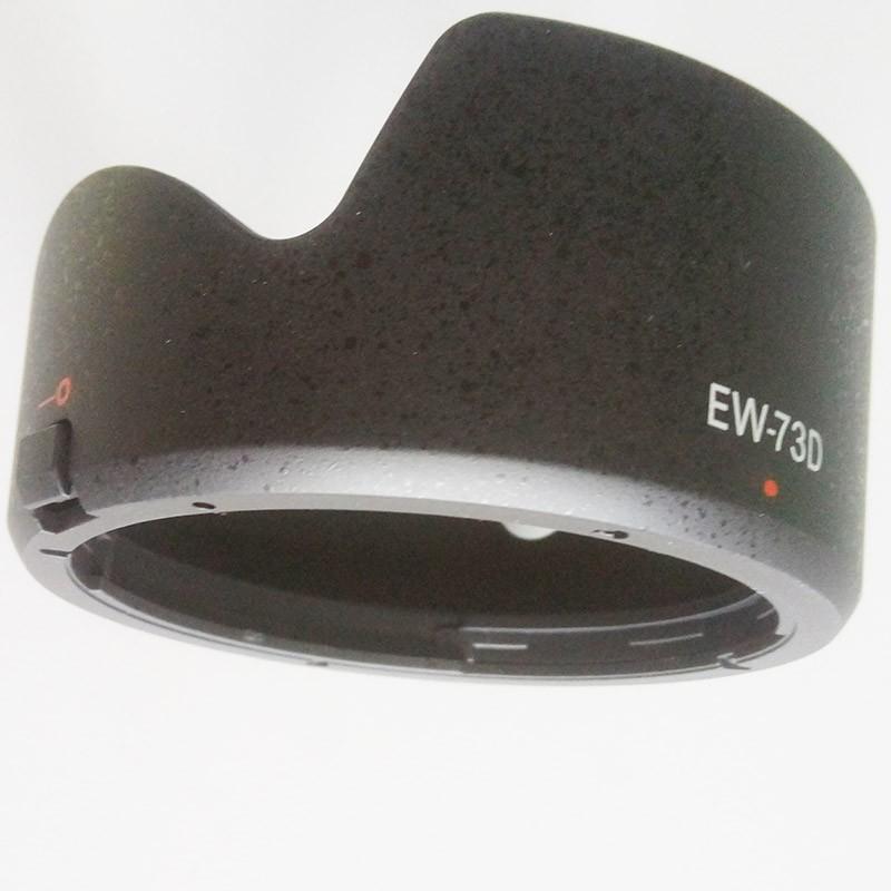 EW-73D 67mm camera lens hood petal baynet lens hood for canon 80d 60d 70d 760d EF-S 18-135mm f/3.5-5.6 IS USM high quality 8