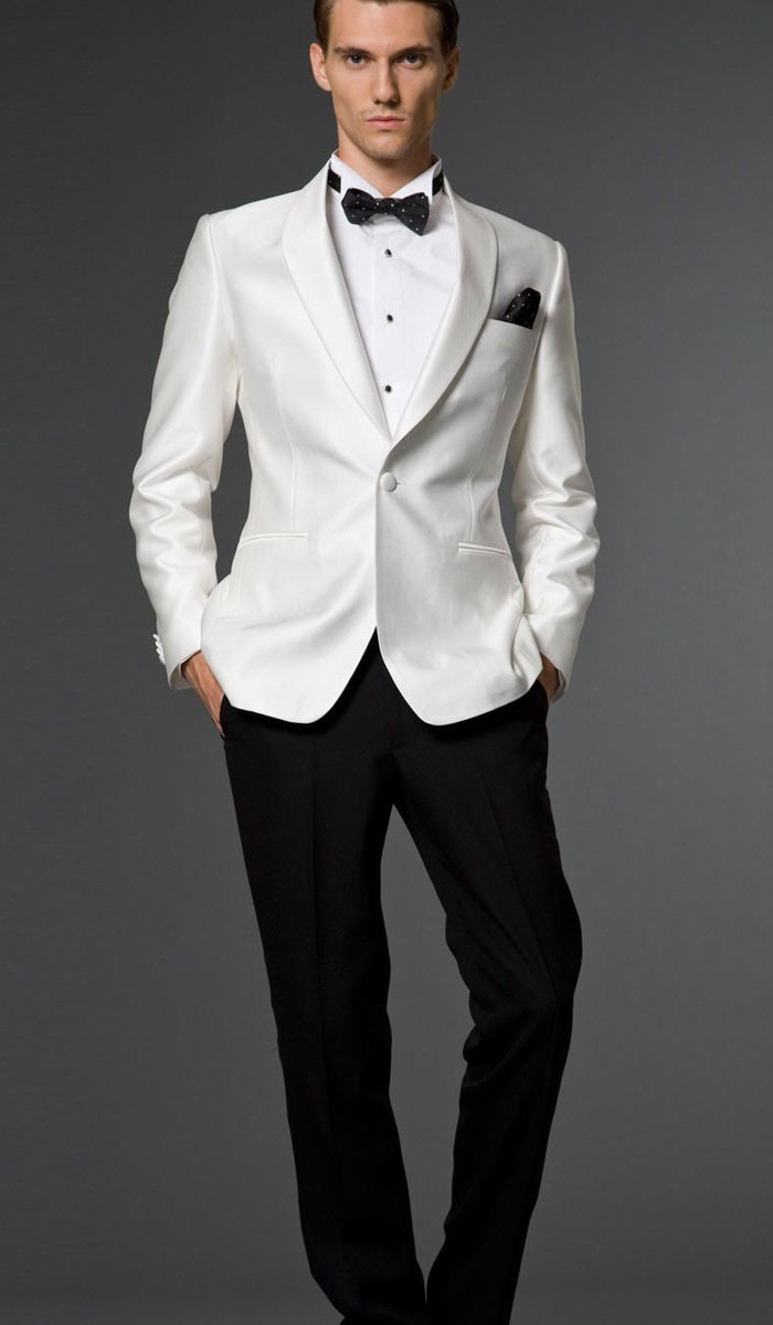 White Suit Jackets Promotion-Shop for Promotional White Suit ...