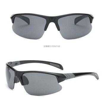 1b40d29e2b Glexal OKLY 2018 hombres de moda 9 colores conducción gafas de sol  polarizadas con 100% UV400 protección deportes al aire libre gafas de sol